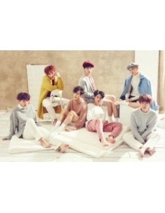 BTOB 7th Mini Album - I Mean CD + Poster