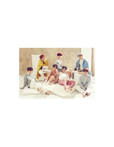 BTOB 7th Mini Album - I Mean CD + Poster