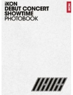 (iKON ) - iKON DEBUT CONCERT [SHOWTIME] - Photobook (44p) + Postcards
