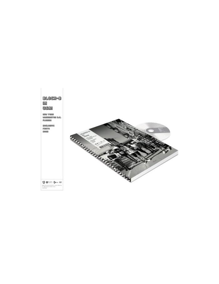 Block B - Block B IN USA  Photobook + Poster