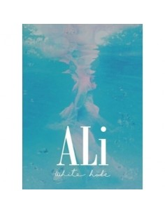 ALI 4th Mini Album - White Hole CD