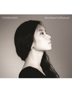 YUNMI KANG 1st Album - Story Haven't Told You Yet CD