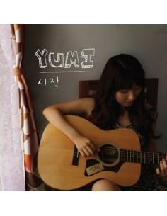 YUMI - 1st Album - 시작 (Beginning) CD