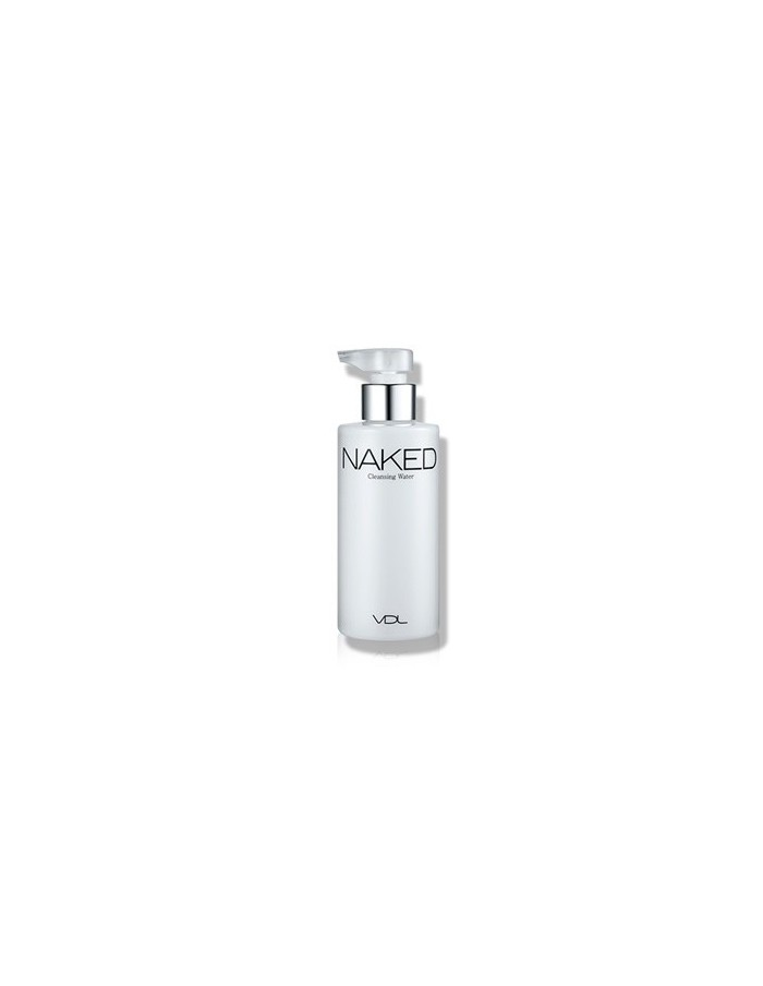 [VDL] Naked Cleansing Water 200ml