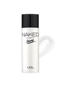[VDL] Naked Cleansing Oil Milk Strong 150ml