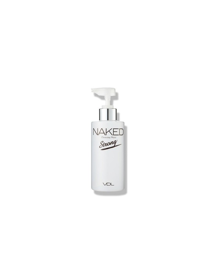 [VDL] Naked Cleansing Water (Strong) 200ml