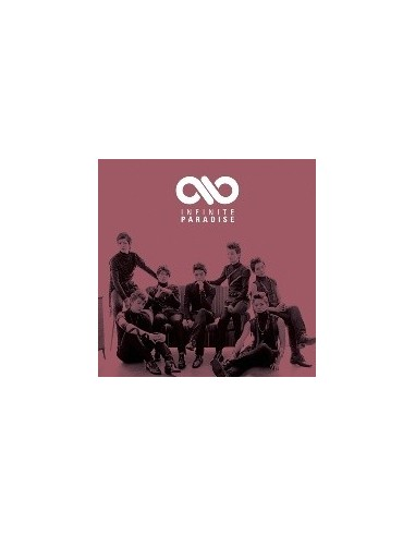 Infinite First Album Vol 1 Over the Top Repackage CD + Poster +photocards