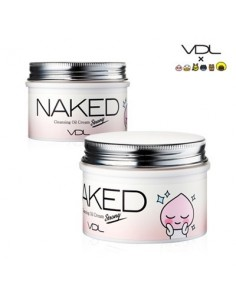 [VDL] VDL X Kakao Friends Naked Cleansing Oil Cream (Strong) APEACH 150ml