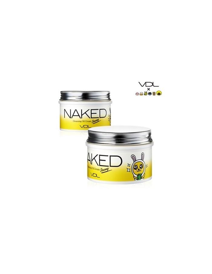 [VDL] VDL X Kakao Friends Naked Cleansing Oil Cream (Strong) MUZI 150ml