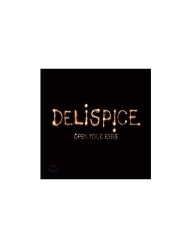 Deli Spice 7th Album : Open your eyes Normal Edition