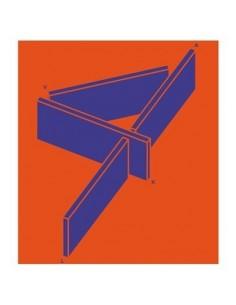 FX f(x) 4th Album Vol 4 - 4 Walls CD + Poster