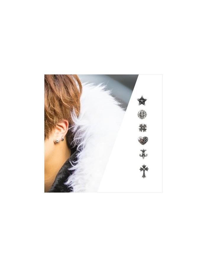 [BS24] BTS Style Antiauq Earring