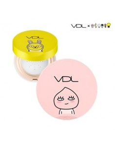 [VDL] VDL X Kakao Friends Beauty Metal Cushion Foundation Case