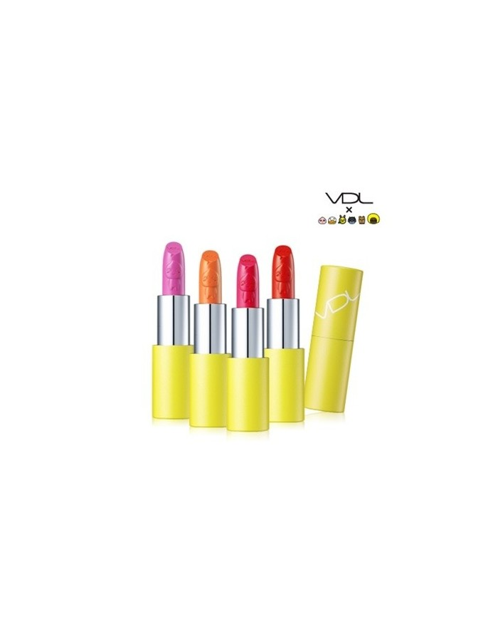 [VDL] VDL X Kakao Friends Festival Lipstick Love Mark 3.3g