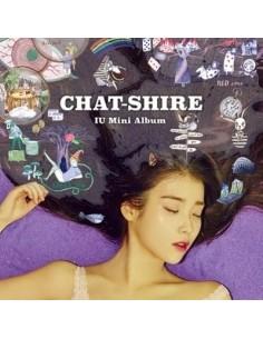 IU 4th Mini Album - CHAT-SHIRE CD + Poster