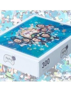 Infinity Challenge (Muhan Dojeon) - Jigsaw Puzzle : Space Version 300pcs