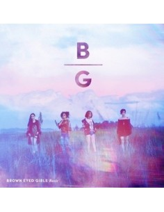 Browne Eyes Girls 6th Album Basic CD + Poster