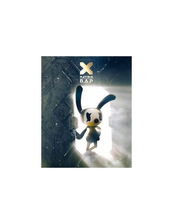 B.A.P 4th Mini Album - MATRIX (SPECIAL VER.) CD + Poster