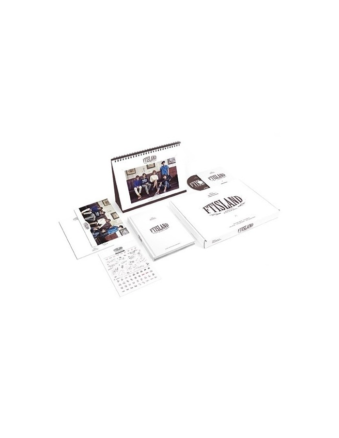FTISLAND FT ISLAND 2016 SEASON GREETINGS [ Pre-Order]