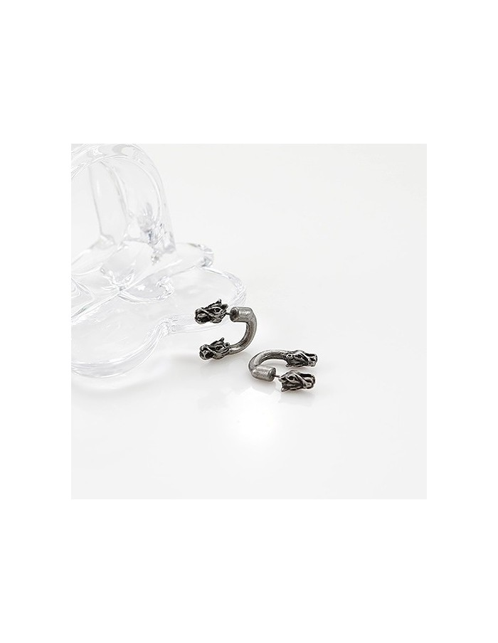 [GT15] GOT7 Siamese Tiger Earring