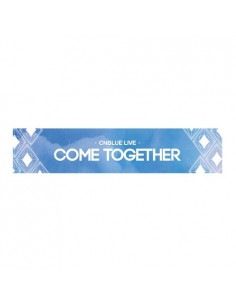 CNBLUE 2015 LIVE IN SEOUL COME TOGETHER Concert Official Goods : SLOGAN