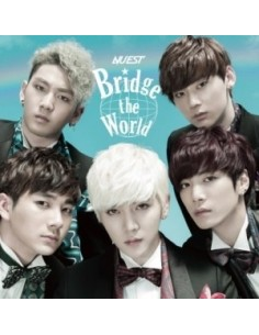 NU'EST NUEST 1st Japan Album / BRIDGE THE WORLD CD