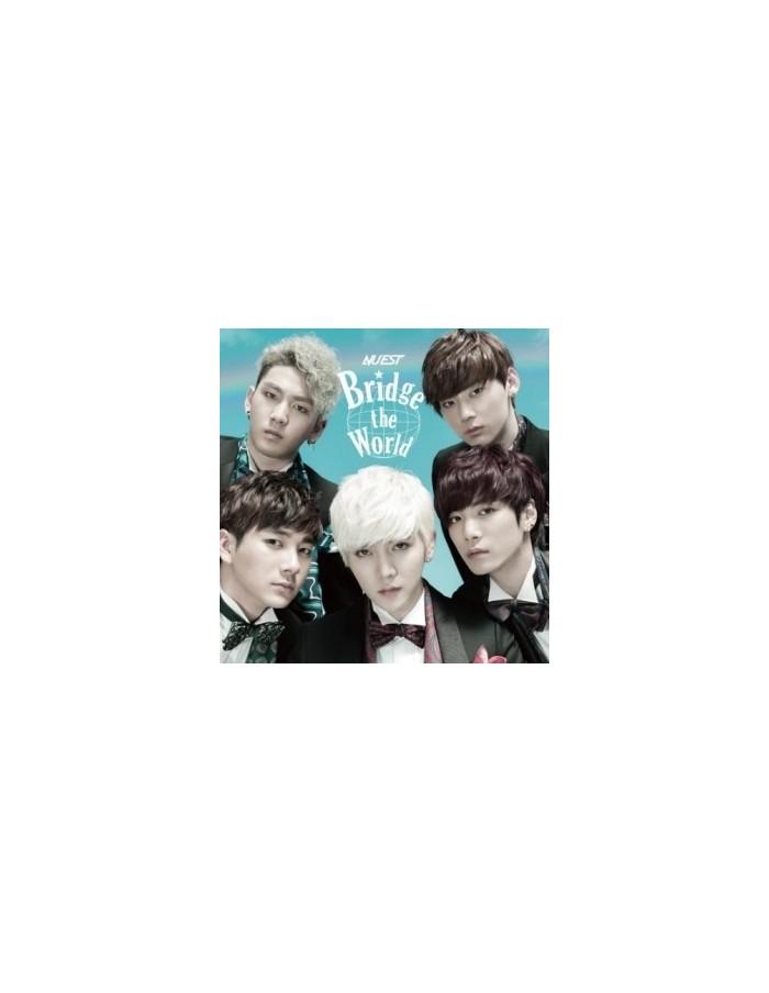 NU'EST NUEST 1st Japan Album / BRIDGE THE WORLD CD