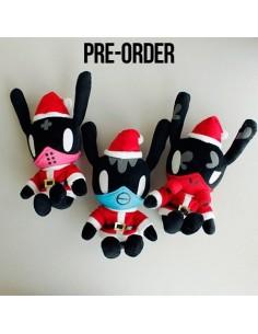 BAP B.A.P Official Goods : MATOKI Santa Doll [Pre-Order]