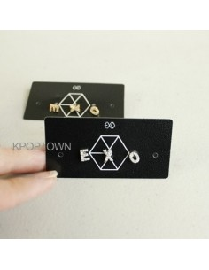 EXO Initial Earring (2 Color)