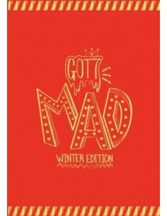 GOT7 mini album repackage - MAD Winter Edition (Happy Ver.)