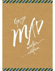 GOT7 mini album repackage - MAD Winter Edition (Merry Ver.)