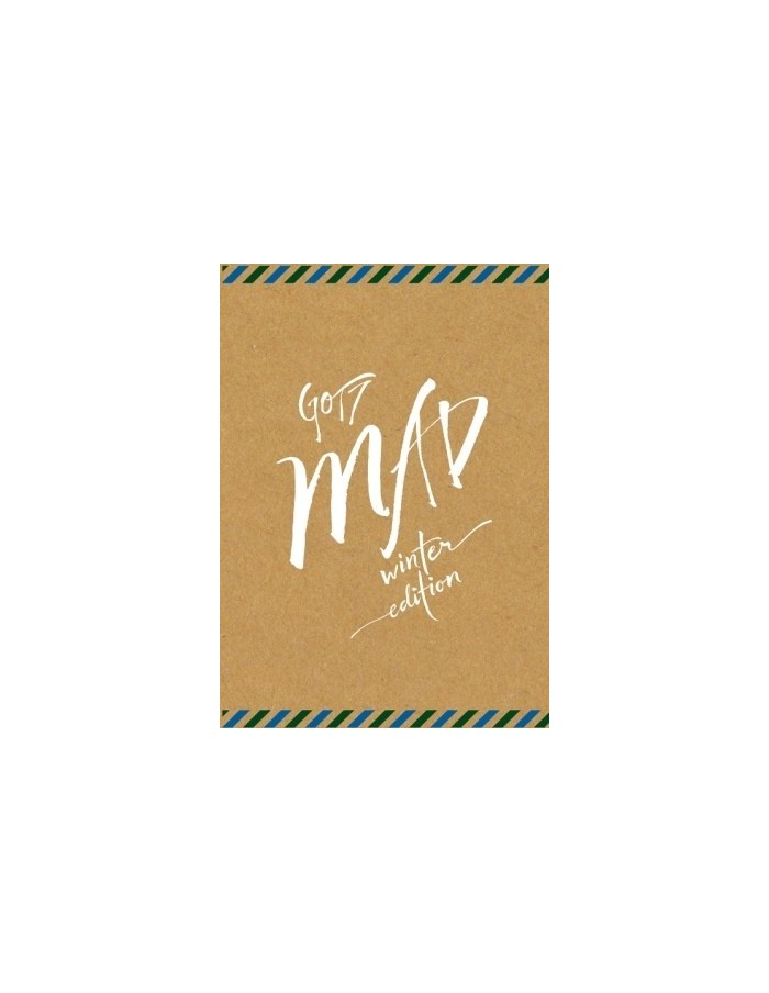 GOT7 mini album repackage - MAD Winter Edition (Merry Ver.)