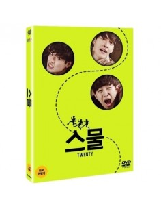 [DVD] TWENTY (2 DISC) - Normal Version (Kim Woo Bin, 2PM Jun ho, Kang Ha neul)