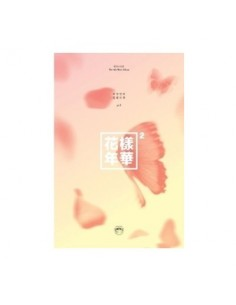 BTS 4th Mini Album 화양연화 pt.2 CD + POSTER - PEACH Version