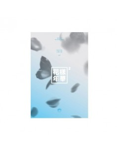 BTS 4th Mini Album 화양연화 pt.2 CD + POSTER - BLUE Version