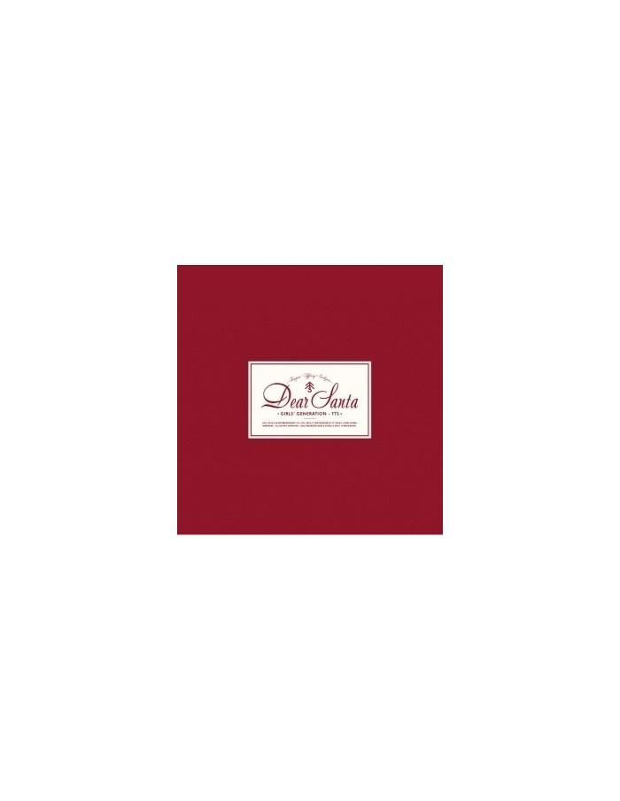 Girls Generation TTS Christmas Special Album - Dear Santa CD + Poster