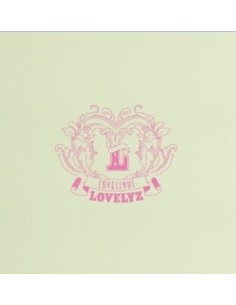 LOVELYZ Single Album - Lovelinus CD + Poster