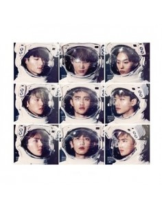 EXO Winter Special Album - SING FOR YOU (Korean ver ) CD + Poster