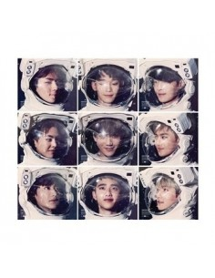 EXO Winter Special Album - SING FOR YOU (Chinese ver ) CD + Poster