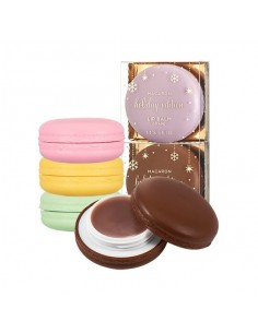 [ IT'S SKIN ] MACARON Lip Balm 9g ( 4Kinds )