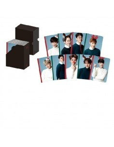 [Pre-Order] EXO - Sing For You Version Official Goods : Mini Notebook SET