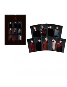 [Pre-Order] EXO - Sing For You Version Official Goods : Bromide Book
