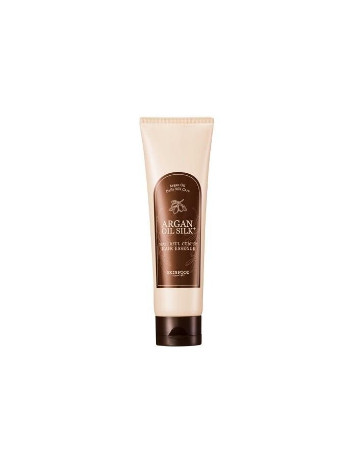 [Skin Food] Argan Oil Silk Plus Waterful Curlup Hair Essence 125ml