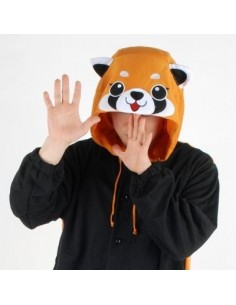 [PJB213] Animal Pajamas - Lesser panda