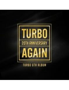 TURBO 6th Album - AGAIN (CD)