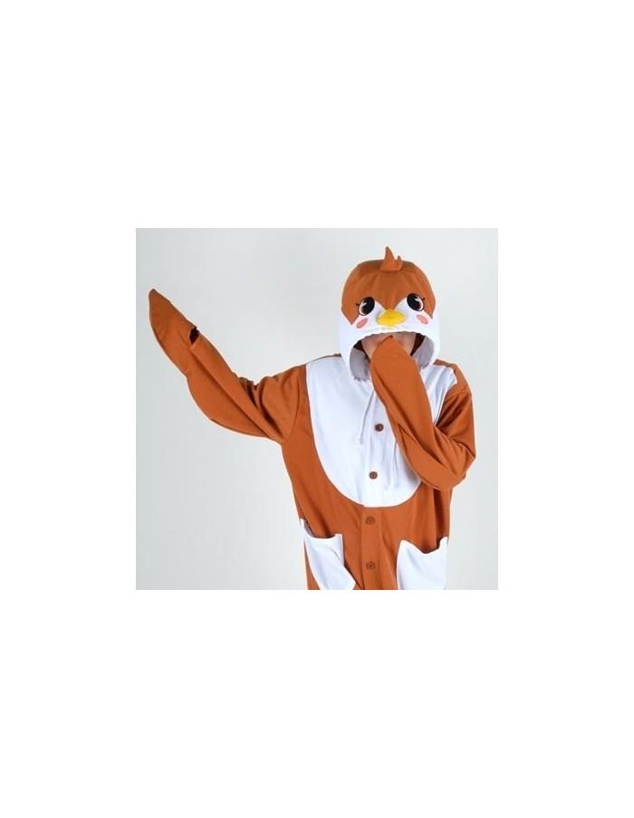 [PJB218] Animal Pajamas - Sparrow