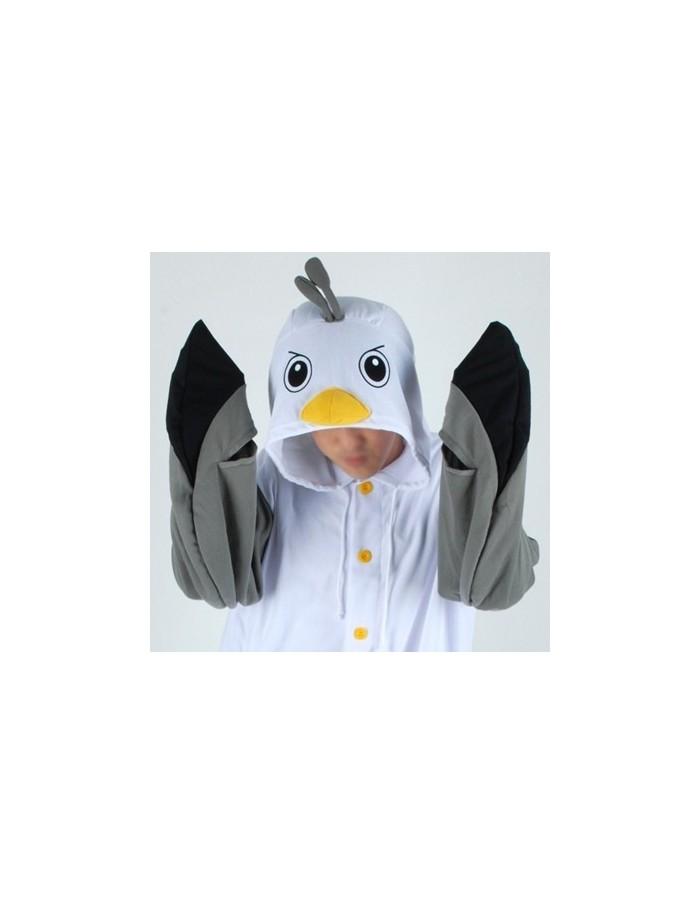 [PJB223] Animal Pajamas - Seagull
