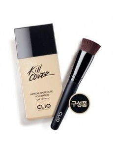[CLIO] Kill Cover Realest Wear Moist Foundation SPF35, PA++ 30ml ( 3Colors )