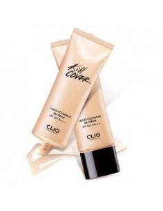 [CLIO] Kill Cover Liquid Founwear BB Cream SPF50, PA+++ 50ml ( 3Colors )
