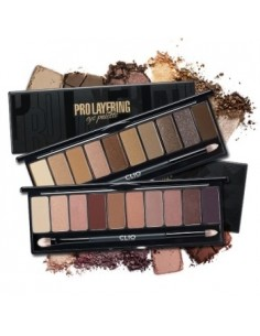 [CLIO] Pro Layering Eye Palette ( 2Kinds )